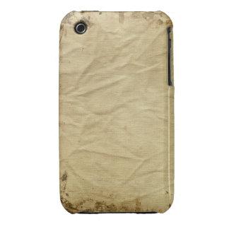 Caisse grunge vintage de courbe de Blackberry de c Coques iPhone 3