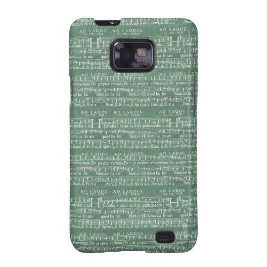 Caisse médiévale de la galaxie S2 de Samsung de ma Étui Samsung Galaxy S2
