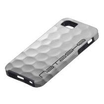 Caisse personnalisée de l'iPhone 5s de boule de go iPhone 5 Case