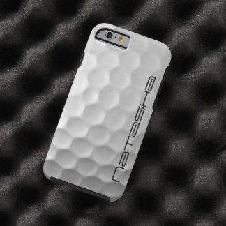 Caisse personnalisée de l'iPhone 6 de boule de Coque iPhone 6 Tough