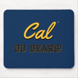 Cal gehen Bären!: Uc Berkeley Mousepad #2