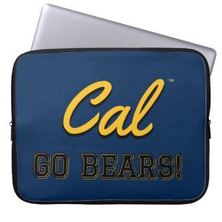 Cal gehen Bären!: Uc- BerkeleyLaptop-Computer Laptop Sleeve