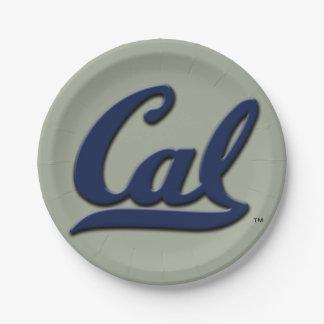 Cal-Logo Pappteller