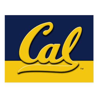 Cal-Logo Postkarte