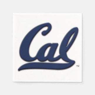 Cal-Logo Servietten