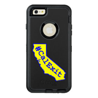 CalExit OtterBox iPhone 6/6s Plus Hülle