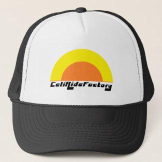Cali Fahrfabrik-Fernlastfahrer-Hut Truckerkappe