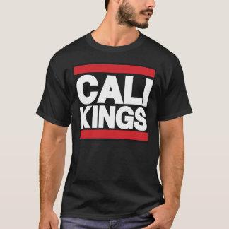 Cali Könige Red und Schwarzes T-Shirt