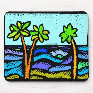 Cali Ozean mousepad