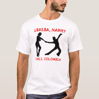 Cali, the, haupt Soße of the world! T-Shirt