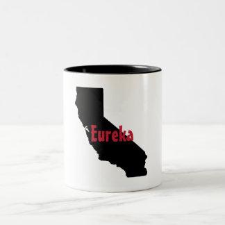 Californai Staats-Tasse - Eureka - Zwei-Ton Tasse