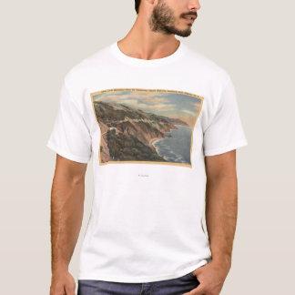CaliforniaSanta Lucia Mts entlang Hwy 1 T-Shirt