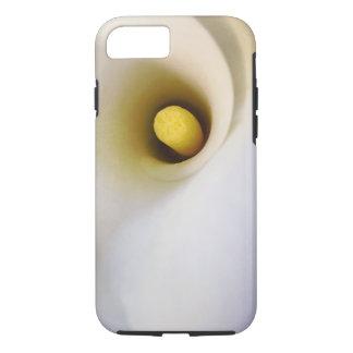Calla-Lilien-Blumentelefon-Kasten/Abdeckung iPhone 7 Hülle