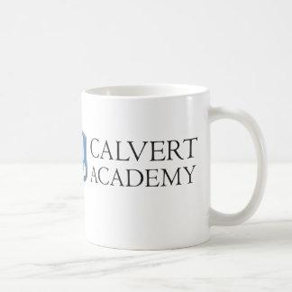Calvert HochschulTasse (weiß) Kaffeetasse