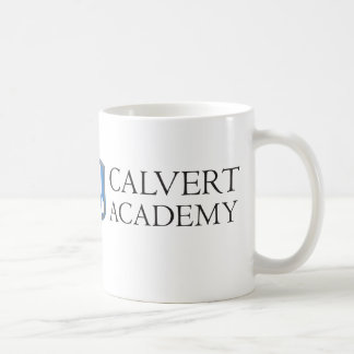 Calvert HochschulTasse (weiß) Tasse