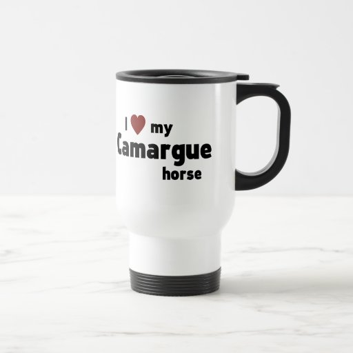 Camargue Pferd Kaffeetasse