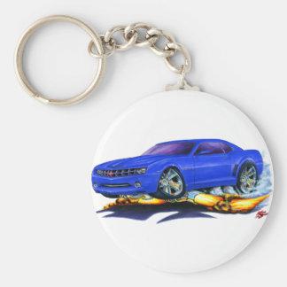 Camaro Blau-Auto 2010 Schlüsselanhänger