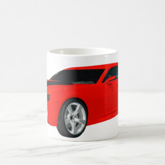 Camaro Sport-Auto-Tasse