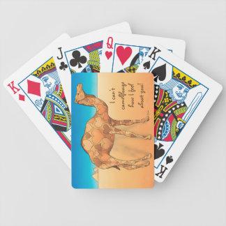 Camelflouge Bicycle Spielkarten