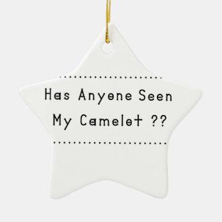 Camelot Keramik Ornament
