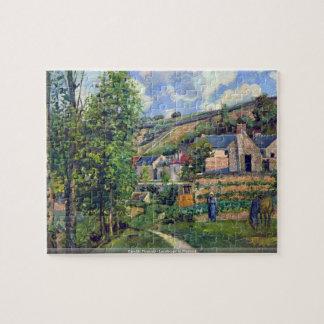 Camille Pissarro - Landschaft in Pontiose