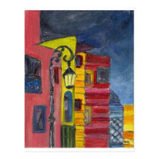 Caminito-La Boca Postkarte