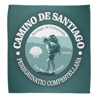 Camino De Santiago Halstuch