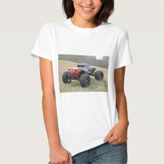 Camion de monstre de Rc Tee-shirts