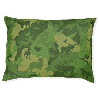 Cammo 2/camoflauge/deer/elk/moose/hunting Hund Haustierbett