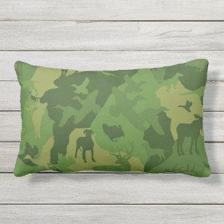 Cammo 2/camoflauge/deer/elk/moose/hunting Hund Kissen Für Draußen