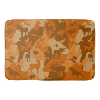 Cammo 3/camoflauge/deer/elk/moose/hunting Hund Badematte