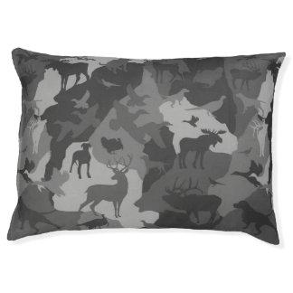 Cammo 4/camoflauge/deer/elk/moose/hunting Hund Haustierbett