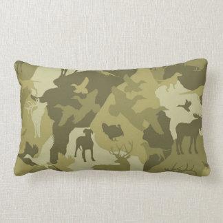 Cammo/camoflauge/deer/elk/moose/hunting Hund Lendenkissen