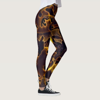 Camoflauge Glut Leggings
