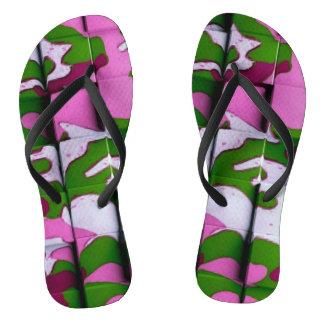 Camoflauge Verschiebung Flip Flops