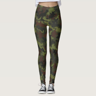 Camouflage Camoflauge Leggings