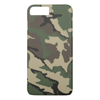 Camouflage iPhone 7 Plus, kaum dort Fall iPhone 7 Plus Hülle