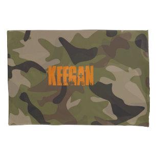 Camouflage Kissenbezug
