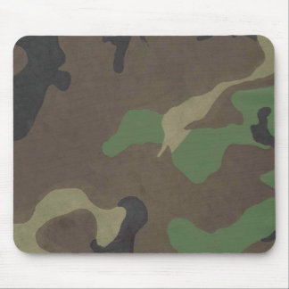 Camouflage Mauspad