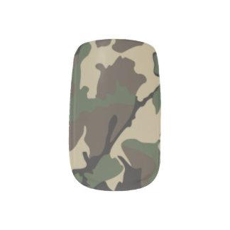 Camouflage Minx® Nagel-Verpackungen Minx Nagelkunst
