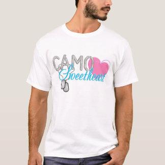 Camouflage-Schatz T-Shirt