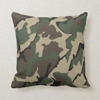 Camouflage, Throw-Kissen Kissen