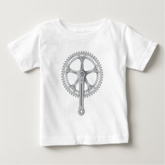 Campagnolo Strada record superbe Chainset, 1974 T-shirt