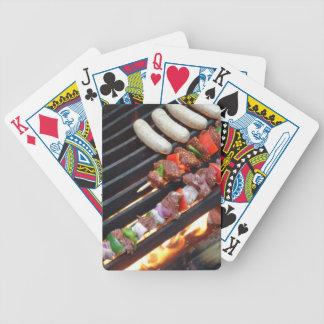 Campings-Spielkarten Bicycle Spielkarten
