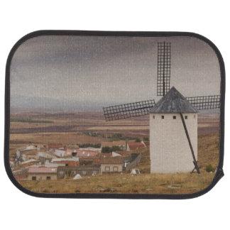 Campo de Criptana, antike La Mancha Windmühlen 4 Automatte