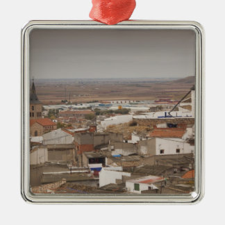 Campo de Criptana, antike La Mancha Windmühlen 6 Silbernes Ornament
