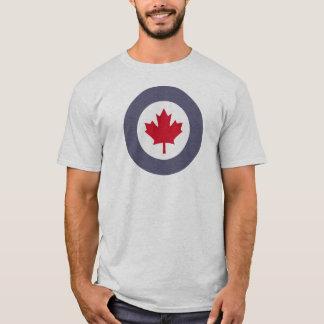 Canadian Air Force roundel/emblem t-shirt amazing
