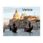 Canal Grande Italiens Venedig (St.K) Postkarte