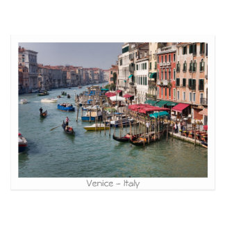 Canal Grande Postkarte