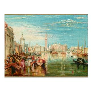 Canal Grande Venedig Postkarte